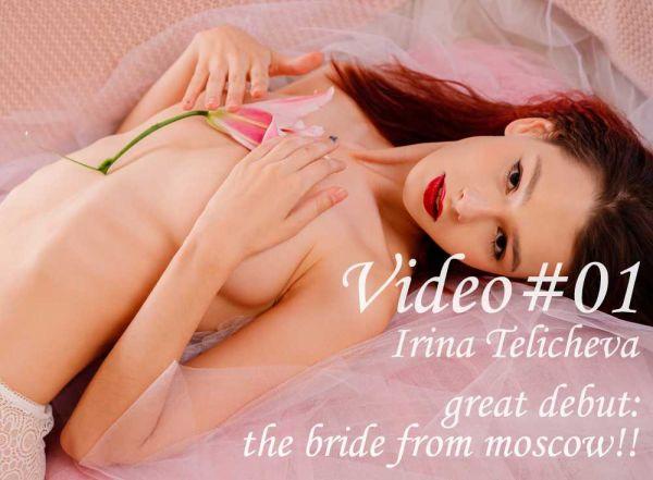 George-Models Irina Telicheva videos 1 - 2