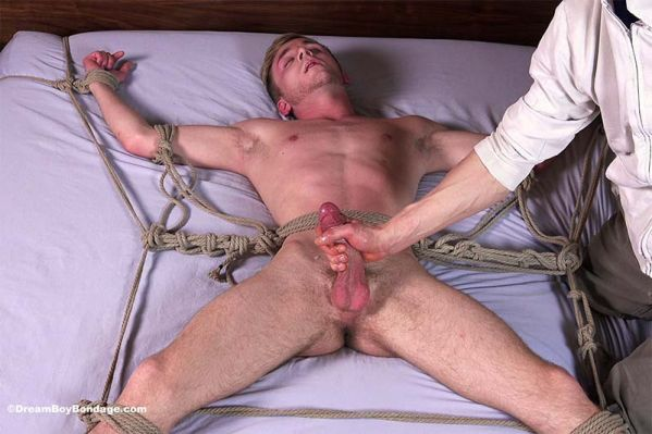 DreamBoyBondage - Seth Stark - Young And Willing - Chapter 3