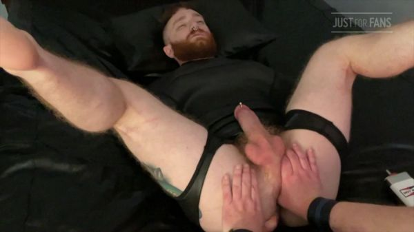 JFF - milkingCOACH - @SeamusOReilly69 milking ginger cock