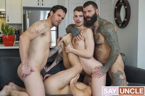 TwinkTrade - Collin Lust, Ryan Jacobs, Beau Reed, Markus Kage - Might As Well Swap