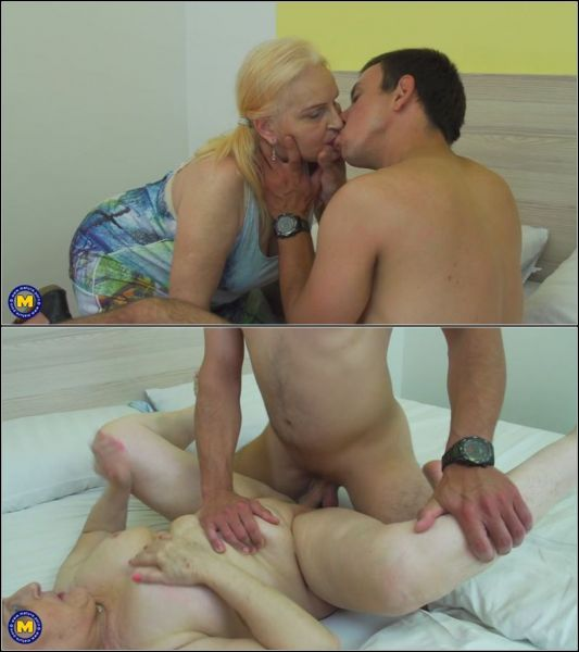 MaireAnn - Naughty Granny wants a young cock for steamy sex (15.03.2021) [FullHD 1080p] (Mature)