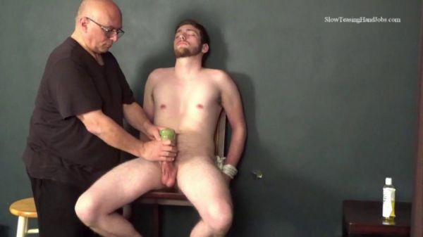 SlowTeasingHandJobs - Floyd's Pocket Pussy Edging