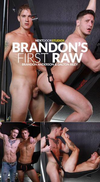 NDR - Dalton Riley & Brandon Anderson - Brandon's First Raw