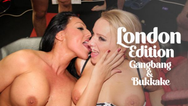 Bukkake - Gangbang & Bukkake London Edition (04.03.2021) with Candi Kayne, Tara Spades (UltraHD/4K/2160p) [2021]