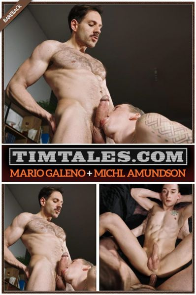 TT - Mario Galeno Fucks Michl Amundson
