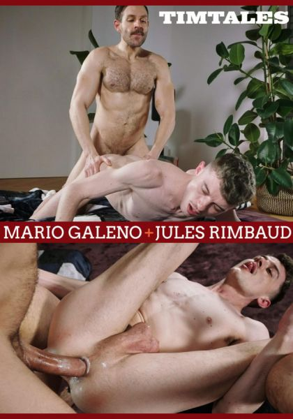 TT - Mario Galeno Fucks Jules Rimbaud
