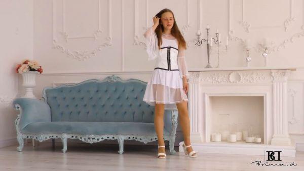 Brima Hina White Dress video