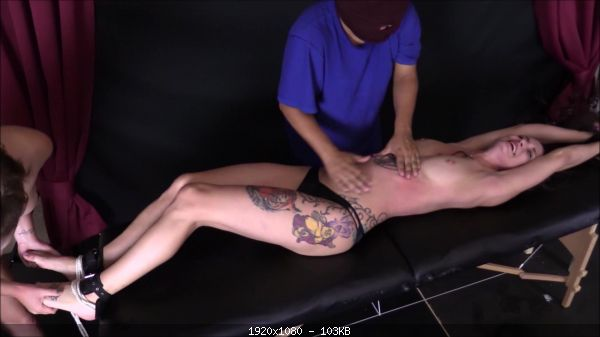 Tickling 11907-A Ticklish trap part 6