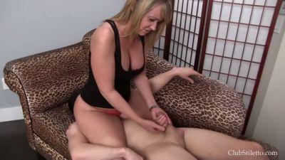 Clubstiletto – Cum dirty pig with your snout up My Ass – Mistress Kandy