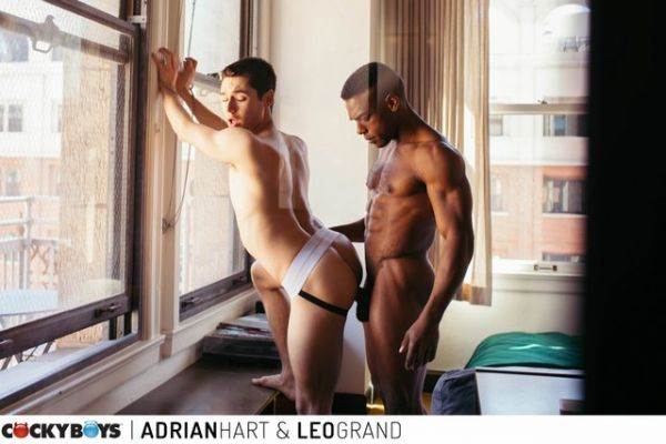 CB - Adrian Hart & Leo Grand (Bareback)