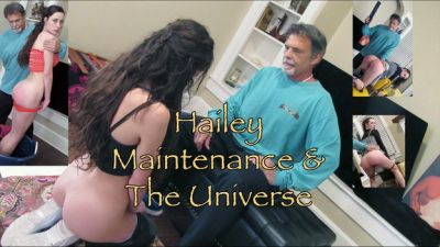 DallasSpanksHard – Maintenance & Universe 2 – Hand & Clothes Brush