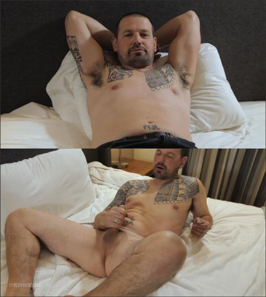 MyBestFriendsDad - Marc Oakley - All Work and No Play