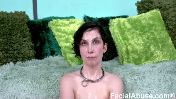 Facial - Sphincter Con Leche with Amateur (FullHD/1080p) [2021]