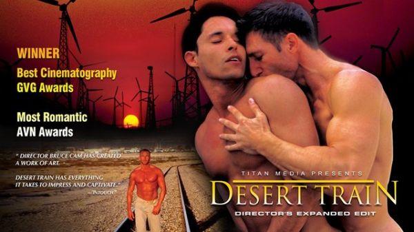 TM - Desert Train - Jackson Phillips & Xavier De Paula