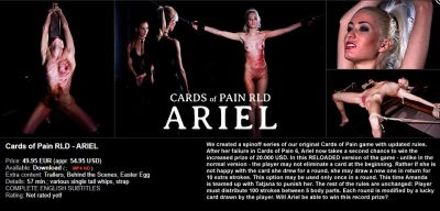 ElitePain – Cards of Pain RLD – Ariel