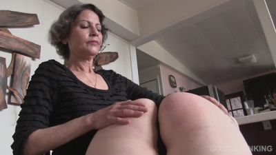 Good Spanking – She Always Needs Spankings! – Part One