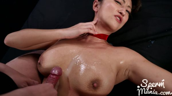 Rei Hoshino - Titjob With Rei Hoshino's Cum Covered Tits (26.03.2021) [FullHD 1080p] (Asian)