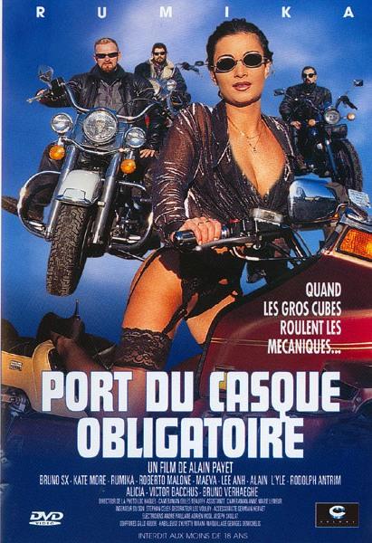 Port du casque obligatoire / Be sure to wear a helmet (Year 1999)