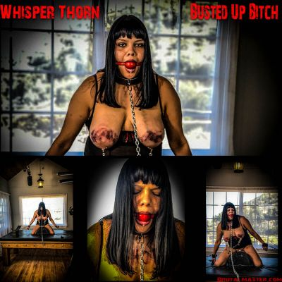 Brutal Master – Whisper Thorn Busted Up Bitch