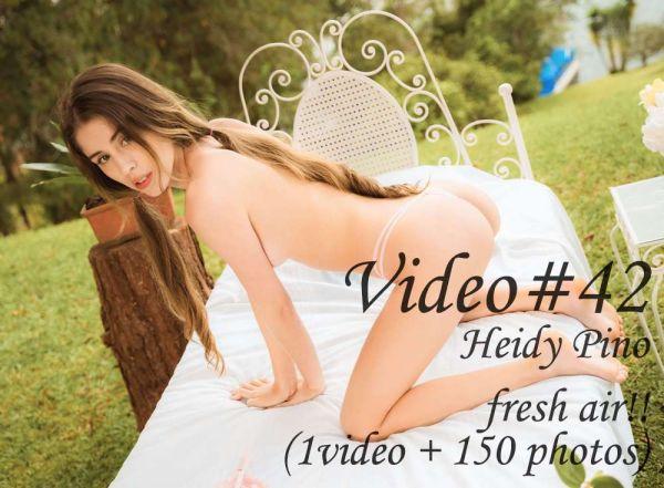 George-Models Heidy Pino video 42