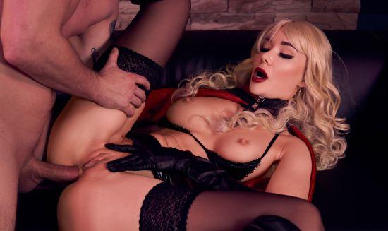 Lady Death a XXX Parody - Polina Maxim Oculus 5k