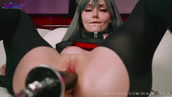 Sia Siberia -  Arknights Texas Fuck In All Holes (22.01.2021) [FullHD 1080p] (Anal)