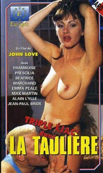 Triple ejac dans la tauliere (Year 1990)