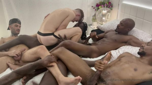 OF - RhyheimShabazz - New Movie James Anthony, Dillon Roman, Krave Melanin, bigdickfig and Roxas Caelum