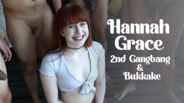 Bukkake: Hannah Graces - 2nd Gangbang & Bukkake (02.04.2021) (UltraHD/4K/2160p)