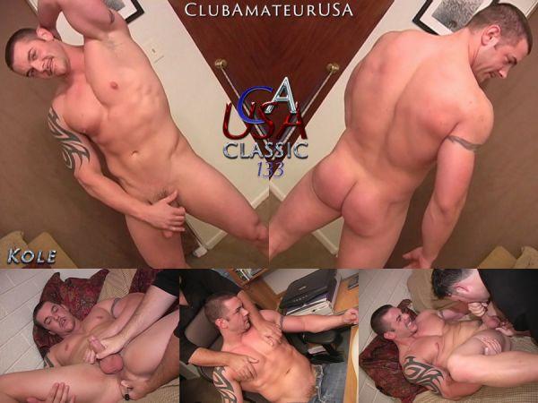 ClubAmateurUSA - Classic CAUSA 133 Kole