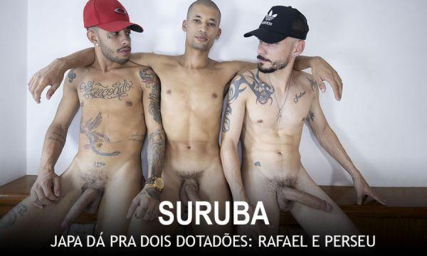MMs - Perseu, Rafa e Japa - Rafael Mendes, Japa Mineiro & Perseu Dotado