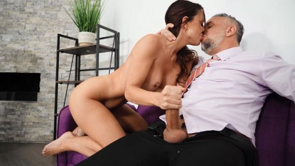 Banging The Boss On Her Anniversary