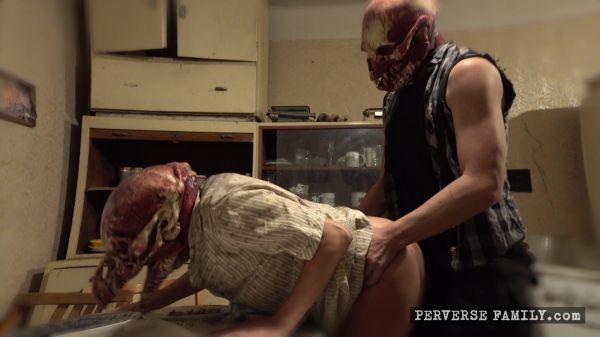 Perversefamily: Anna de Ville, Brittany Bardot  - 34. Mad Mask Hallucination (FullHD/1080p)