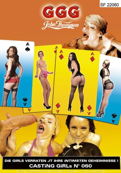 GermanGooGirls: German Girls  - GGG - Casting Girls No. 060 (FullHD/1080p)