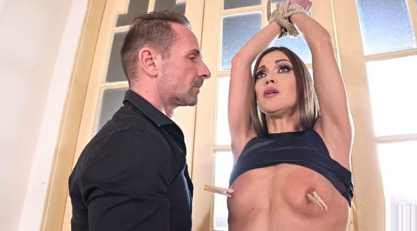 A BDSM Lesson In Anal