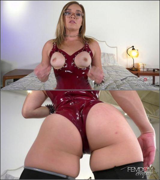 Katie Kush - Femdom - Controlling Slave Dick (17.02.2021)  (FullHD 1080p) [2021]