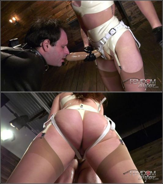 Femdom -  Take it like a Bitch! (09.04.2021)  with Lacy Lennon  (FullHD/1080p) [2021]
