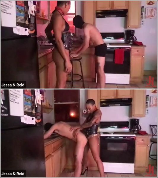 KinkyBites - Kinky Cookies: Jessa Jordan Gives It To Reid Castle (01.03.2021)  with Jessa Jordan (HD/720p) [2021]