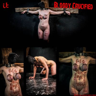 Brutal Master – It | 15 April 2021 Bloody Crucified