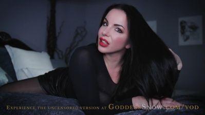 Goddess Alexandra Snow – Dick Hierarchy (Censored)