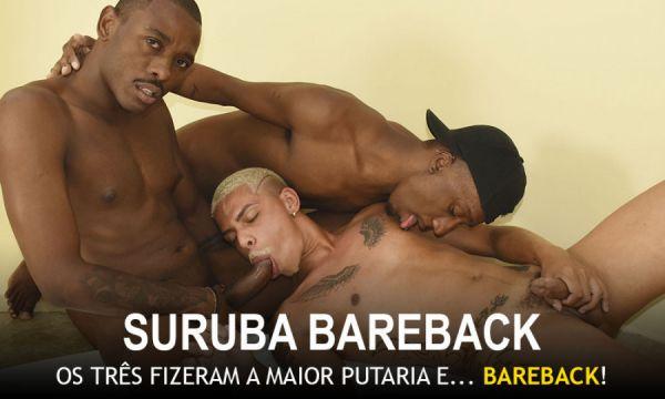 MMs - Flavio Souza, Reyzinho, HP Menezes - Tres Cariocas Bareback