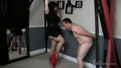 Clubstiletto – No need to let a Ruptured Ball ruin our FUN