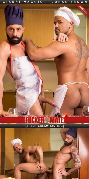 FM - Gianni Maggio and Jonas Brown - Fresh cream tasting