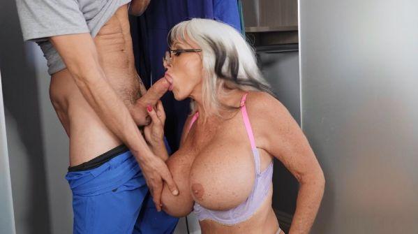 Sally D'Angelo - Sneaky Grandma
