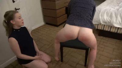 Worstbehaviorproductions - Roommate Spankings Part One