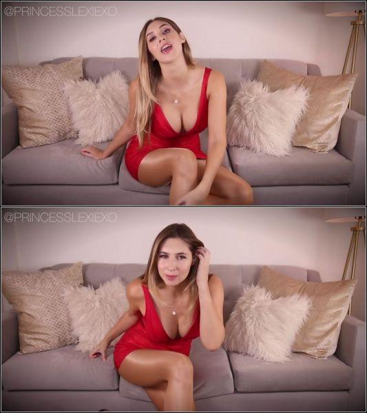 Princess Lexie - Femdom - 2020-12-24 Sissy Homewrecking JOI (FullHD 1080p) [2021]