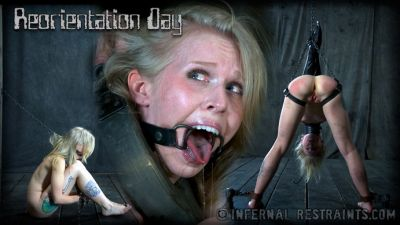 Infernal Restraints – Reorientation Day – Sarah Jane Ceylon