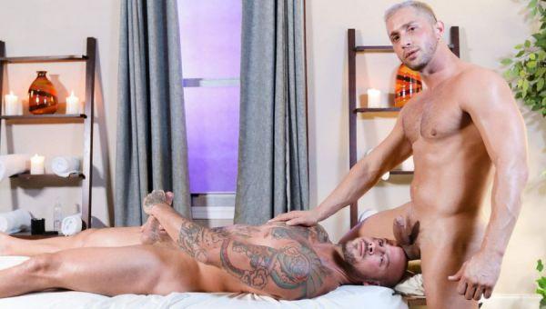 EBD - Sean Duran & Armando De Armas - Deep Hard Massage