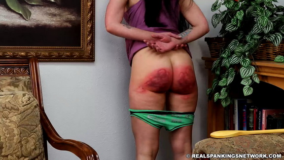 RealSpankings - Lilith's Lying Catches Up With Her (part 2 Of 2)