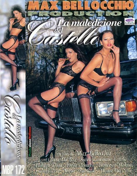 La Maledizione Del Castello / Die Schwarze Witwe / Black Widow (Year 1998)